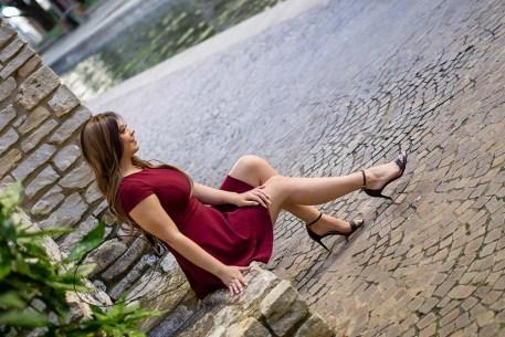 red-dress-senior-photos