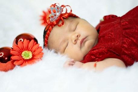 red-dress-newborn